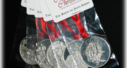 Christmas Medallions