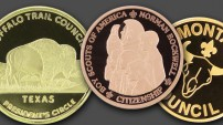 Brass & Copper Coins Custom