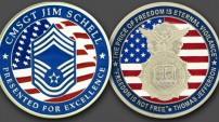 Military Challenge Coins Custom
