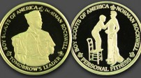 Brass Coins Custom