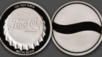 Pepsi Coins Custom