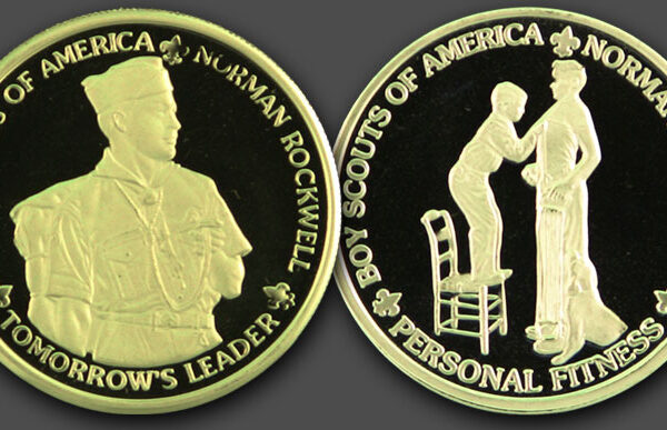 Custom-Coins-Norman-Rockwell