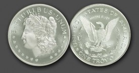 Morgan Silver Bullion