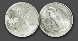 Walking Liberty Silver Bullion
