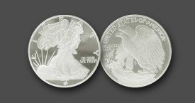 1/2-oz Walking Liberty Silver Bullion