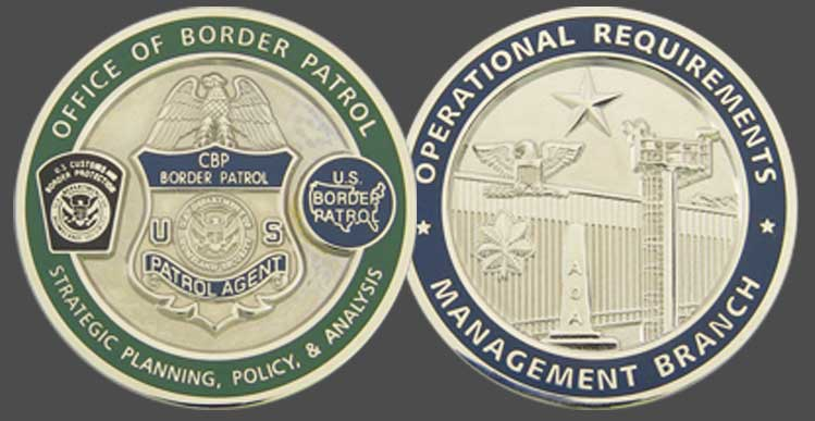 Military Challenge Coins - Create Your Custom Military Challenge