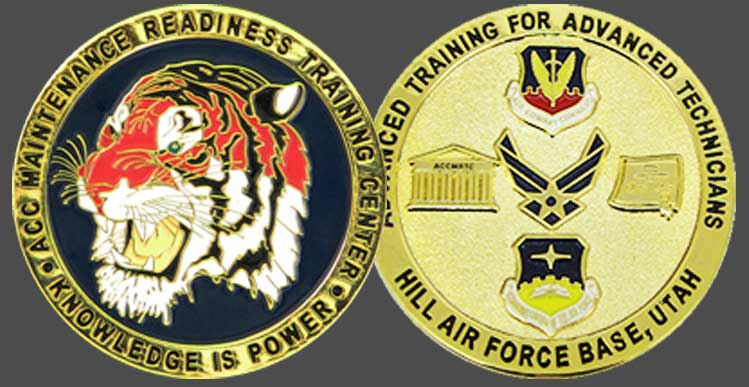 Military Challenge Coins Create Your Custom Military