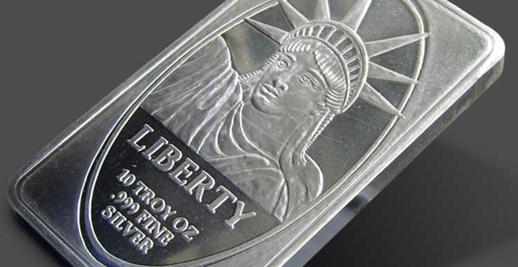 Silver Bullion High Quality Silver Bullion Coins Bars