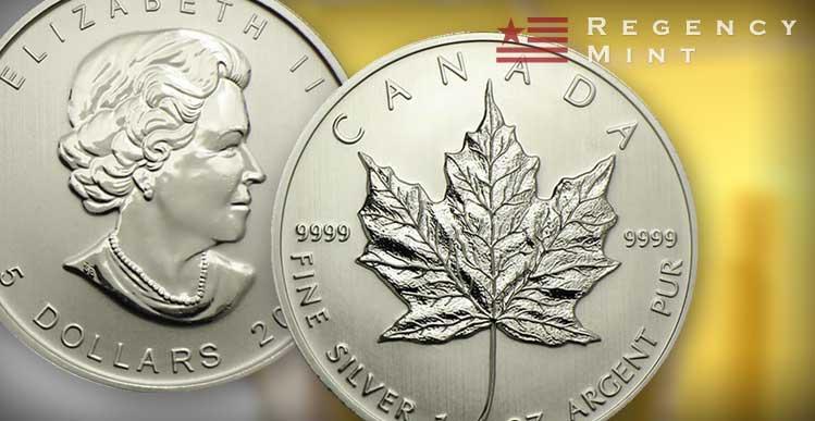 10 Oz Royal Canadian Mint Silver Bar 999 Fine