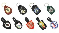 Leather Key Fobs Keychains Custom