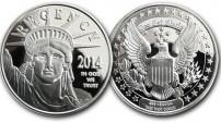 2014 coin design