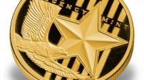 Regency Mint Gold Rounds obverse