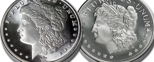 Good & Bad News – Retiring the Morgan Dollar Silver Round Dies